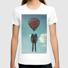 balloon man T-shirt
