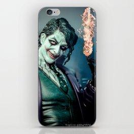 Everything BURNS HA! HA! HA! iPhone Skin