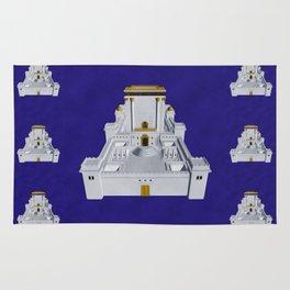 The Temple of Solomon Rug