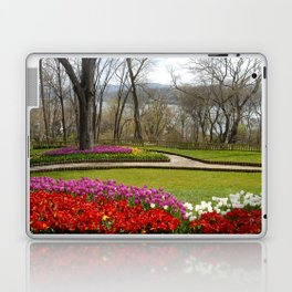 tulip park and bosphorus Laptop & iPad Skin