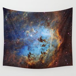 The Tapdole Nebula Wall Tapestry