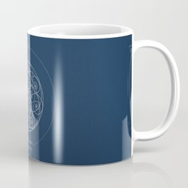 Doctor Who: Wibbly Wobbly Coffee Mug