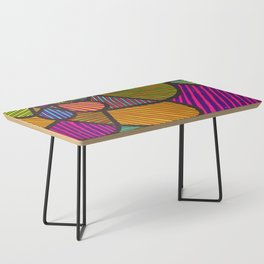 Doodle 11 Coffee Table