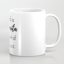 Margarita Time Coffee Mug