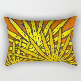 Nights Out In The Jungle Rectangular Pillow