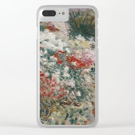 Dennis Miller Bunker - In The Greenhouse Clear iPhone Case