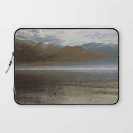 Yet another lake & mountain landscape | 1 Laptop Sleeve