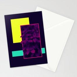 Neon Bush #society6 #retro Stationery Cards