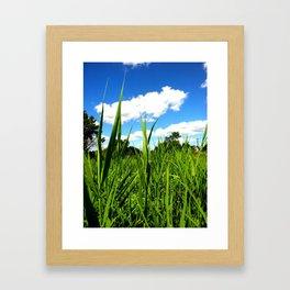 Life is Simple  Framed Art Print