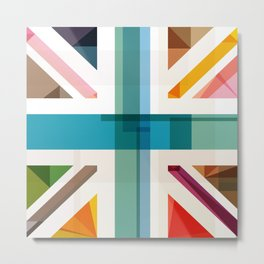 MultiCultural Britain Metal Print