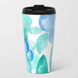 Blueberry Patch Travel Mug