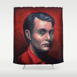 Hannibal Shower Curtain