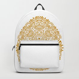 beautiful design of  the left brain Backpack