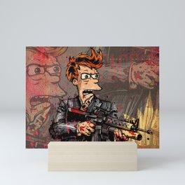 Fryface Mini Art Print