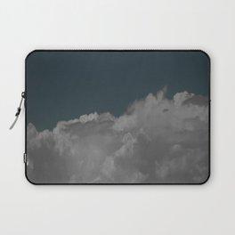 Cloudy blue Laptop Sleeve