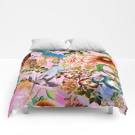SUMMER BOTANICAL IX Comforters