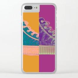 fashionvictim Clear iPhone Case
