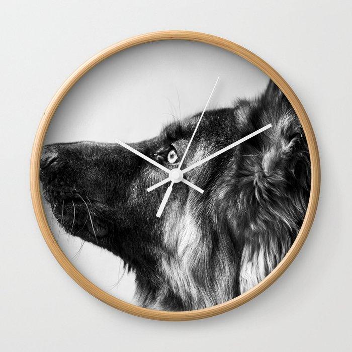 Pepe The Dog Wall Clock