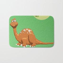 Dino Doodle Bath Mat