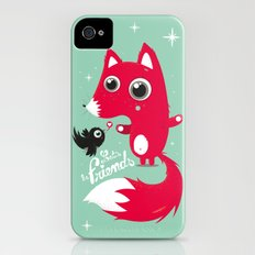 Let's be friends Slim Case iPhone (4, 4s)
