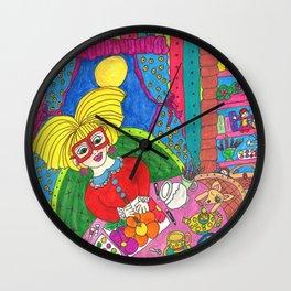Happy Spirits Everywhere! Wall Clock