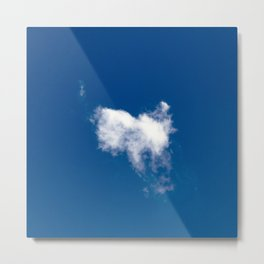 Clound in the sky Metal Print
