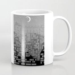 A Twinkling Town Coffee Mug