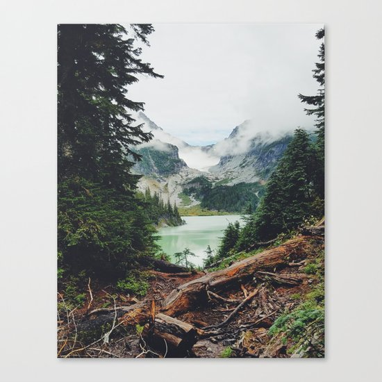 Landscape photography I Canvas Print