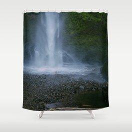 Latourell Falls, OR Shower Curtain