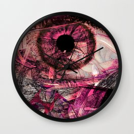 Mi Vida Loca Collection - 1 Wall Clock
