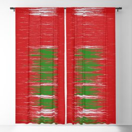 Christmastime Blackout Curtain
