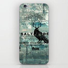 SALT iPhone Skin