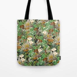 Jungle Groove Tote Bag