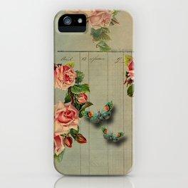 Le Jardin iPhone Case