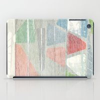 titan iPad Cases featuring Titan - Cryo by Fernando Vieira