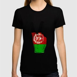 Good Afghanistan Victory Gift Idea T-shirt