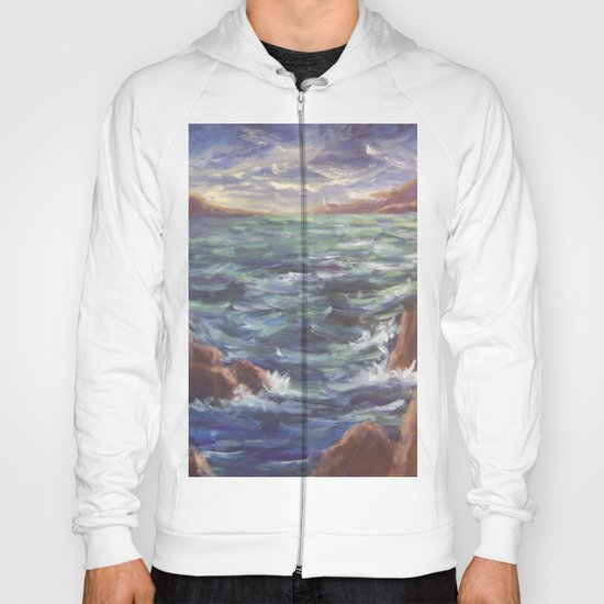 Lighthouse in the Distance AC150426 Hoody