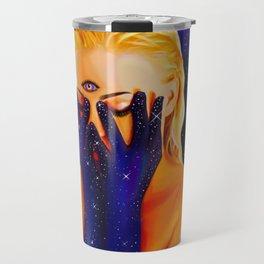 Divine Feminine 1 ( We Are The Cosmos ) Travel Mug