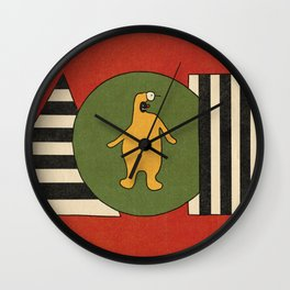 Ornacia Wall Clock
