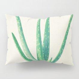 Aloe Vera Pillow Sham