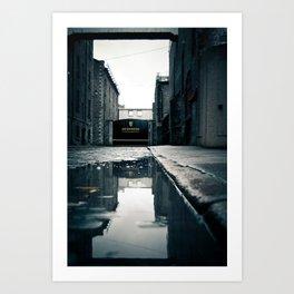 St James Gate Guinness Factory Dublin Art Print