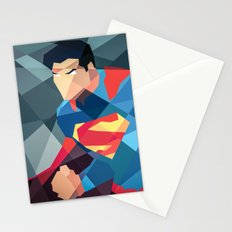 DC Comics Man of Steel Stationery Cards