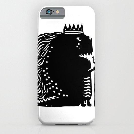 Black king iPhone & iPod Case