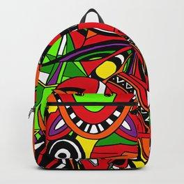 EVA Unit 02 Backpack
