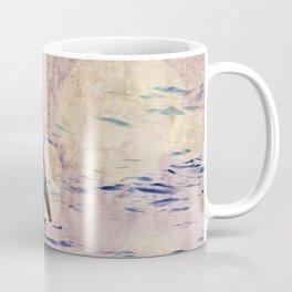 twilight pelican Coffee Mug