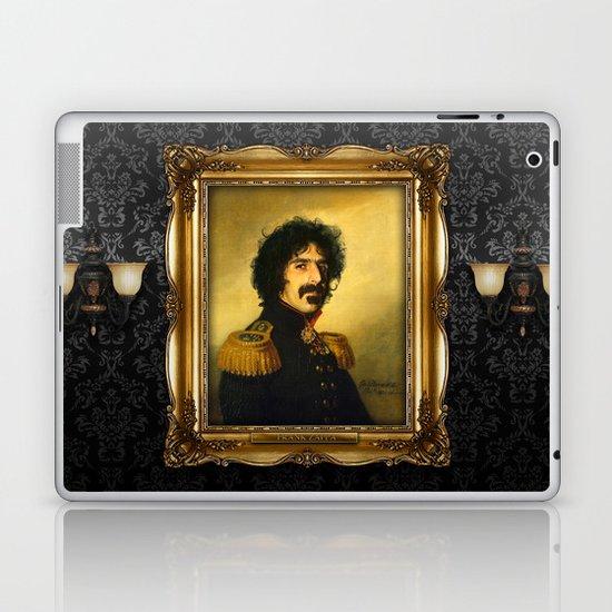 Frank Zappa - replaceface Laptop & iPad Skin