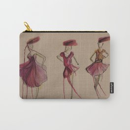 The three ladies Carry-All Pouch