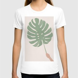 Monstera Leaf T-shirt