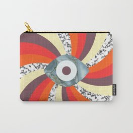 Hypno Retro Eye Carry-All Pouch