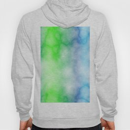 Rainbow marble texture 3 Hoody